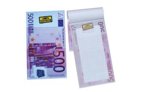 NOTE PAD 500€